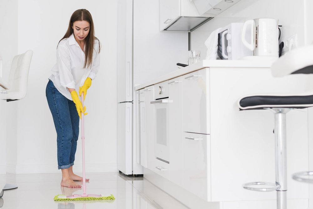 One-time or Deep Cleaning Services